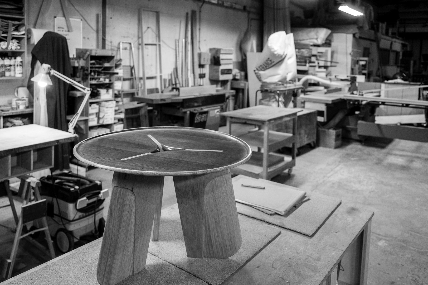 Atelier Table CENTRO